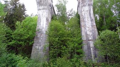 Mosty kolejowe w Stańczykach