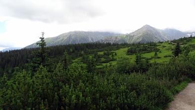 Tatry w lipcu