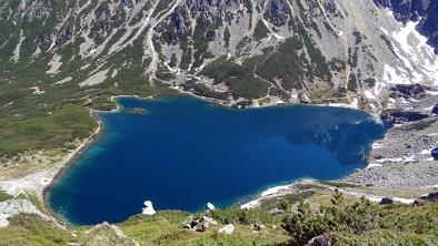 Hala Gąsienicowa, Czarny Staw Gąsienicowy, Przełęcz Karb, Zielona Dolina Gąsienicowa
