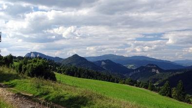 Słowacja - Pieniny