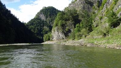 Spływ Dunajcem