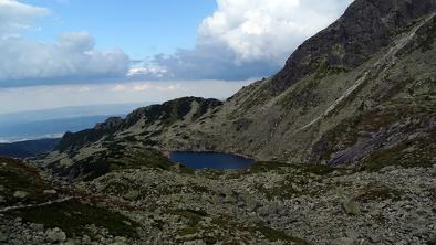 Szlak z Przełęczy Świnickiej  - Długi Staw Gąsienicowy